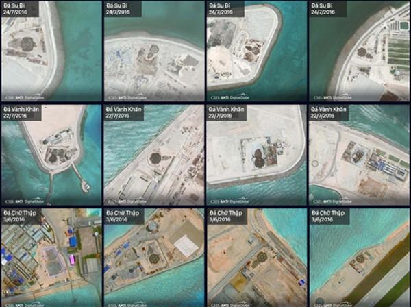 Canh bạc liều lĩnh Trung Quốc bày ra trên Biển Đông - ảnh 1