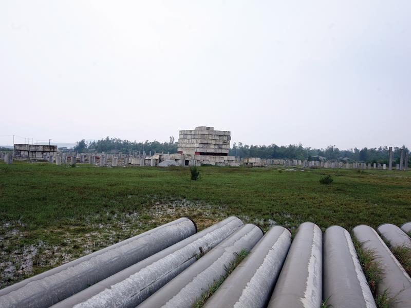 Dự án Thép Guang Lian, vốn đầu tư 3 tỷ USD chính thức bị chấm dứt sau 10 năm được cấp giấy chứng nhận đầu tư. Ảnh: Đức Thanh