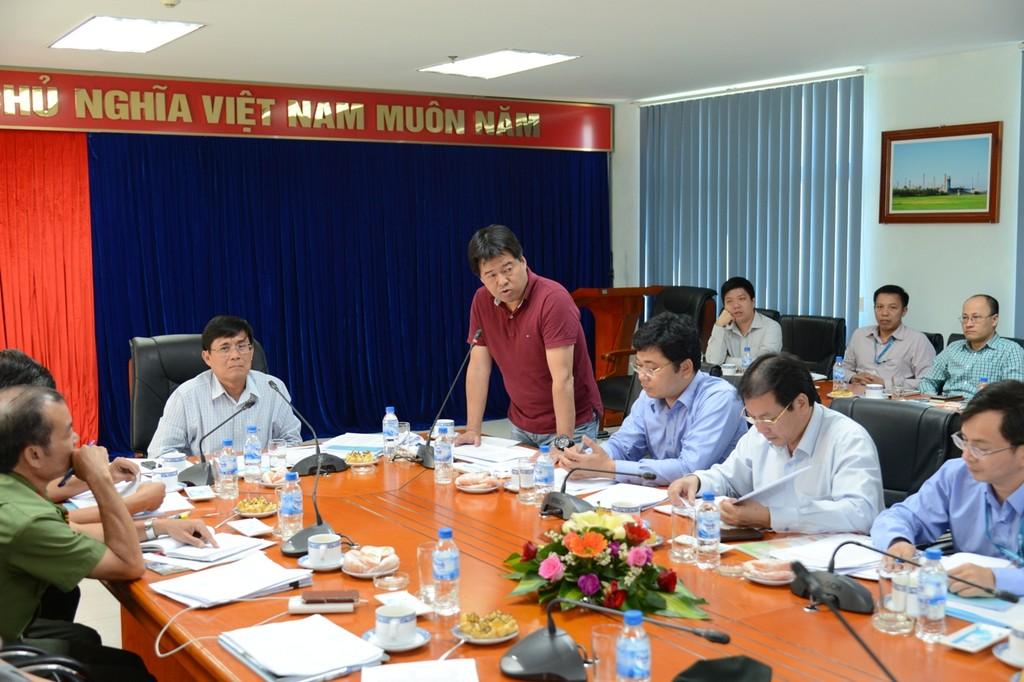 PVN chuẩn bị diễn tập phòng chống khủng bố lần thứ 2 - ảnh 1