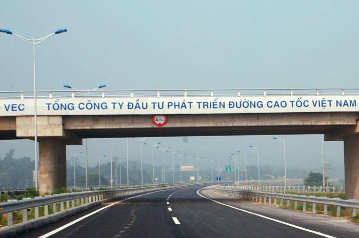Nhà thầu Trung Quốc đã dính bê bối ở nhiều dự án lớn tại Việt Nam, trong đó có dự án do Tổng công ty Đầu tư phát triển đường cao tốc Việt Nam làm chủ đầu tư. Ảnh: Lê Tiên