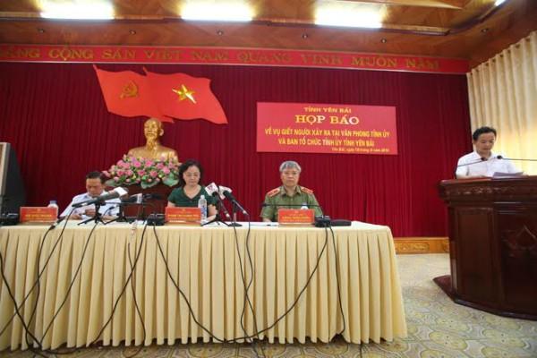Chủ tịch tỉnh Yên Bái: 'Nghi phạm dùng súng k59 bắn Bí thư Tỉnh ủy 3 phát' - ảnh 2