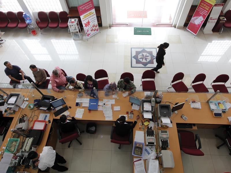 Trước đây, Nhà nước thành lập big 4 vì mỗi ngân hàng có chức năng và đối tượng phục vụ riêng.