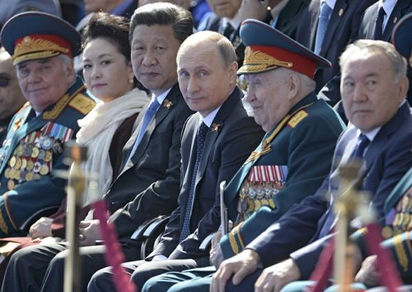 Putin - thượng khách của ông Tập ở G20 - ảnh 2