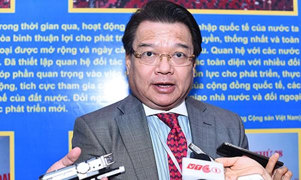 Đại sứ Dương: 'Tân Tổng thống Philippines khâm phục người Việt' - ảnh 1