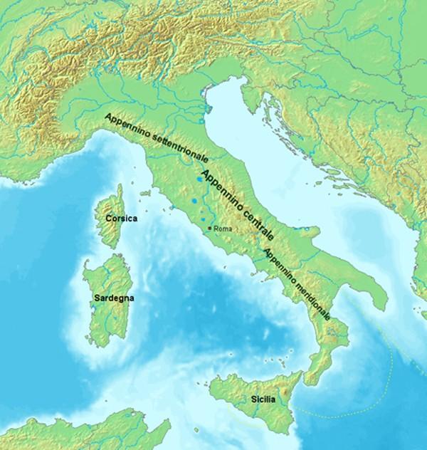 Nguyên nhân động đất kinh hoàng ở Italy - ảnh 1