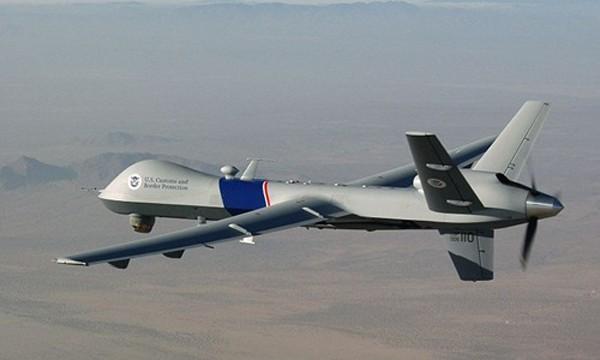 Máy bay không người lái MQ-9 Reaper của không quân Mỹ. Ảnh: Wikipedia