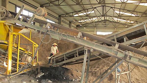 10 năm qua nhà máy rác thải phảiliên tục đi tìm chủ.
