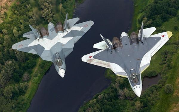 Nga biên chế tiêm kích tàng hình T-50 từ năm sau - ảnh 1