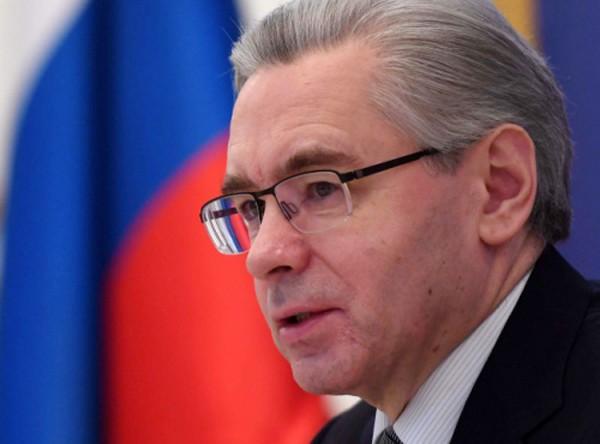Ông Alexander Timonin, Đại sứ Nga tại Hàn Quốc. Ảnh:Yonhap