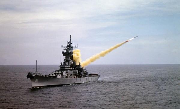 Thiết giáp hạm lai tàu sân bay đối phó Nga của hải quân Mỹ - ảnh 1