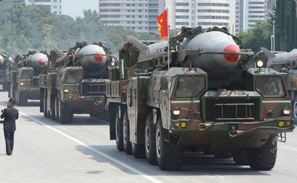 Hàn Quốc không thể đánh chặn tên lửa Triều Tiên vừa thử nghiệm - ảnh 1