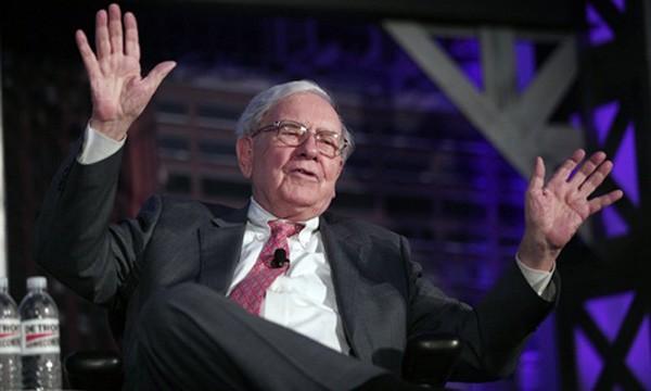 Warren Buffett dường như không mấy lạc quan về ngành bán lẻ. Ảnh:AFP