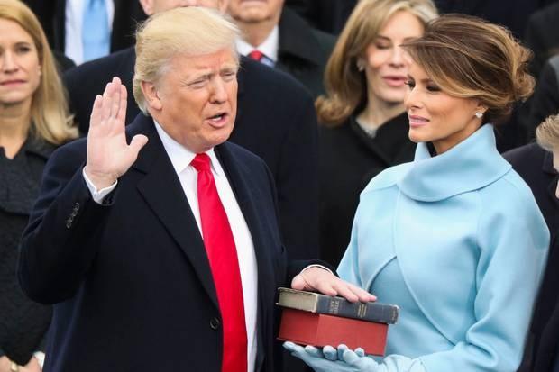 30 ngày đầu tiên làm tổng thống của tỷ phú Trump - ảnh 1