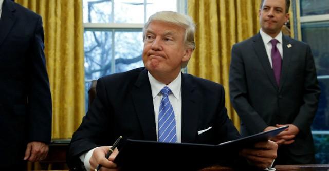 30 ngày đầu tiên làm tổng thống của tỷ phú Trump - ảnh 4