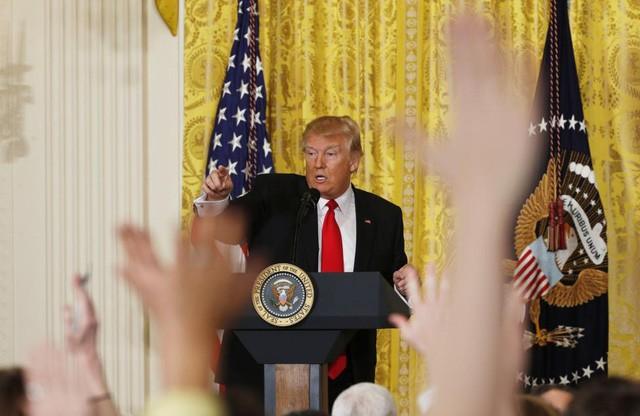 30 ngày đầu tiên làm tổng thống của tỷ phú Trump - ảnh 20
