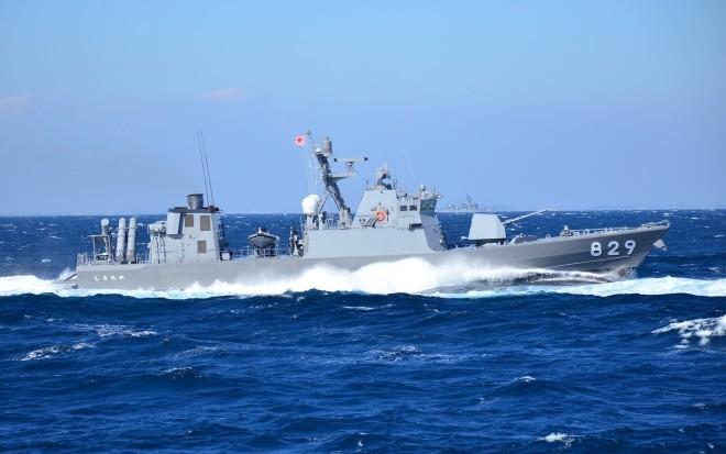 Tàu tên lửa 'nhỏ nhưng có võ' của Nhật - ảnh 1