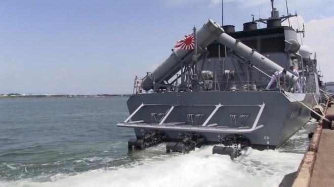 Tàu tên lửa 'nhỏ nhưng có võ' của Nhật - ảnh 6