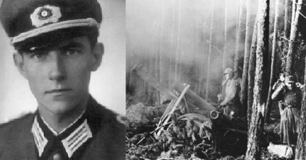 Sĩ quan Đức băng bãi mìn cứu mạng lính Mỹ - ảnh 1