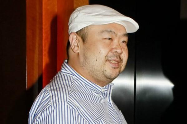 Kim Jong-nam, anh trai cùng cha khác mẹ của Kim Jong-un. Ảnh:AP