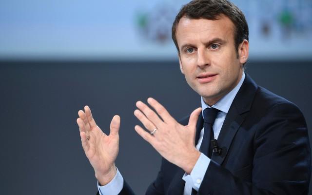 Ông Emmanuel Macron (Ảnh: New Statesman)