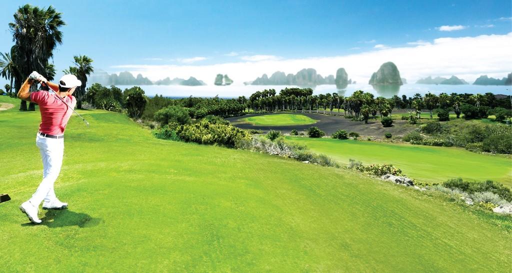 Phê duyệt báo cáo đánh giá tác động môi trường sân golf FLC Hạ Long