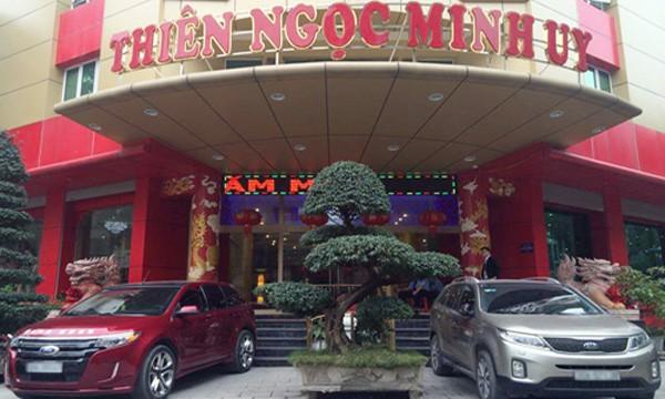 Thiên Ngọc Minh Uy bị đề nghị rút giấy phép hoạt động.