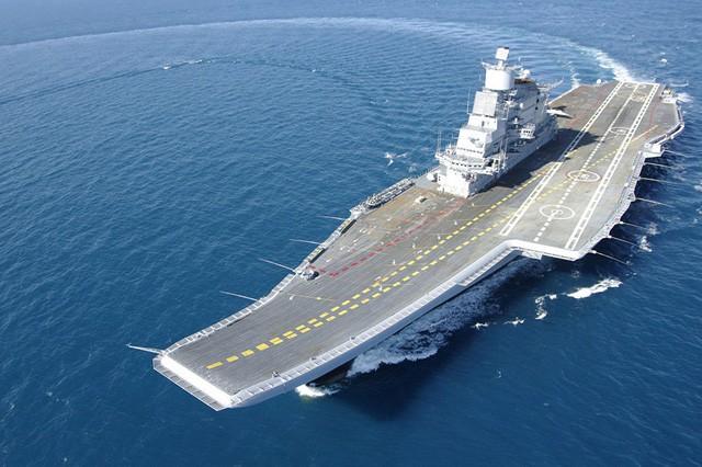 Những tàu sân bay mạnh nhất của hải quân các nước - ảnh 5
