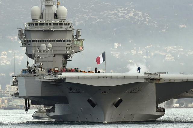 Những tàu sân bay mạnh nhất của hải quân các nước - ảnh 6
