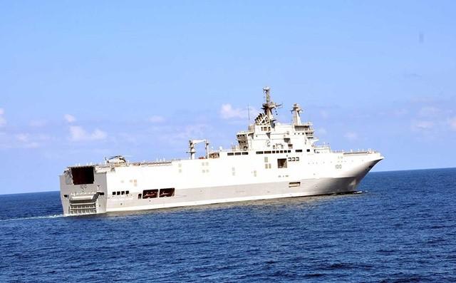 Những tàu sân bay mạnh nhất của hải quân các nước - ảnh 9
