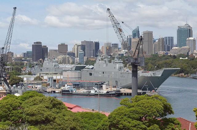 Những tàu sân bay mạnh nhất của hải quân các nước - ảnh 12