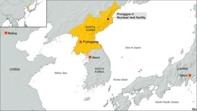 Vì sao Triều Tiên chần chừ thử hạt nhân lần 6? - ảnh 1