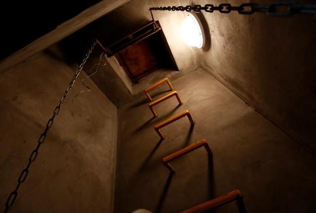 Bên trong hầm tránh bom hạt nhân ở Nhật Bản - ảnh 15