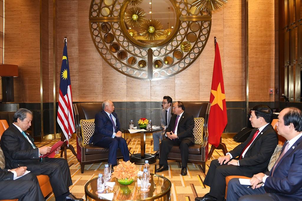 Việt Nam, Malaysia nhất trí tăng cường hợp tác chống cướp biển - ảnh 1