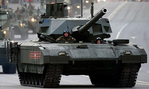 T-14 Armata Nga có thể khuất phục tên lửa chống tăng NATO - ảnh 1