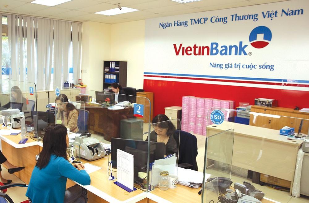 VietinBank đã chạm ngưỡng cho phép sử dụng vốn ngắn hạn cho vay trung, dài hạn. Ảnh: Lê Tiên