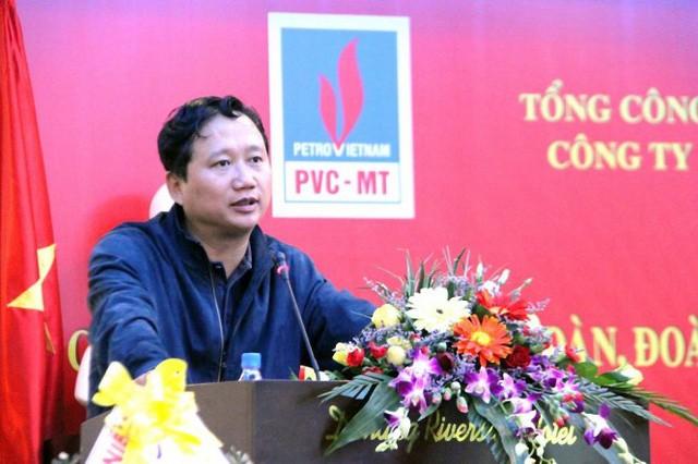 """Nếu chưa bắt được ông Trịnh Xuân Thanh, hồ sơ vụ án sẽ được """"tách ra để điều tra tiếp""""."""