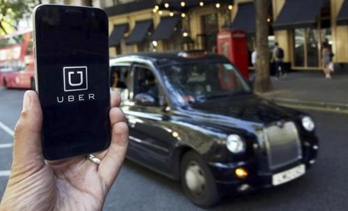 Uber được đánh giá đã sẵn sàng cho IPO. Ảnh:Reuters