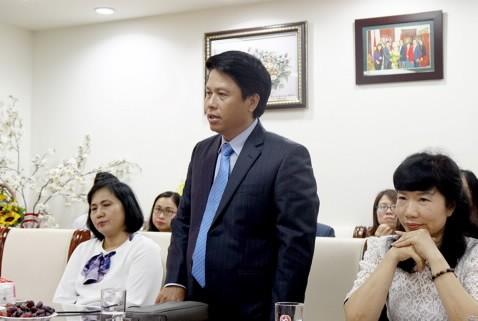 Ông Phạm Tiến Dũng, Chủ tịch Hội đồng quản trị, đại diện 100% vốn nhà nước tại Công ty Cổ phần Thanh toán quốc gia Việt Nam giữ chức Vụ trưởng Vụ Thanh toán - Ngân hàng Nhà nước Việt Nam.