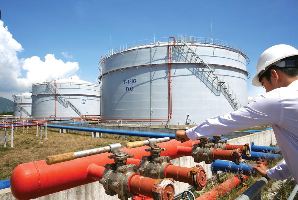 Tổng công ty Tư vấn thiết kế dầu khí chủ yếu chỉ thắng trong các cuộc thầu của các đơn vị trong ngành dầu khí. Ảnh: Lê Tiên