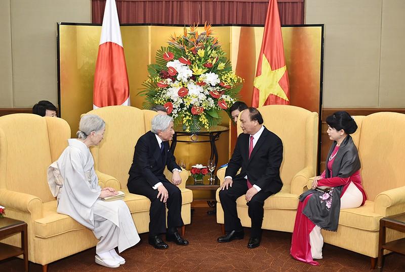Quan hệ Việt Nam - Nhật Bản: Phát triển toàn diện và hiệu quả - ảnh 2