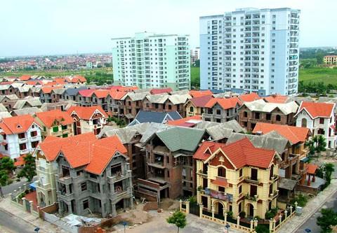 Mục tiêu tăng trưởng tín dụng cả năm trên 18% song Chính phủ lưu ý không để xảy ra tình trạng đầu cơ, tăng giá bất hợp lý trên thị trường bất động sản.