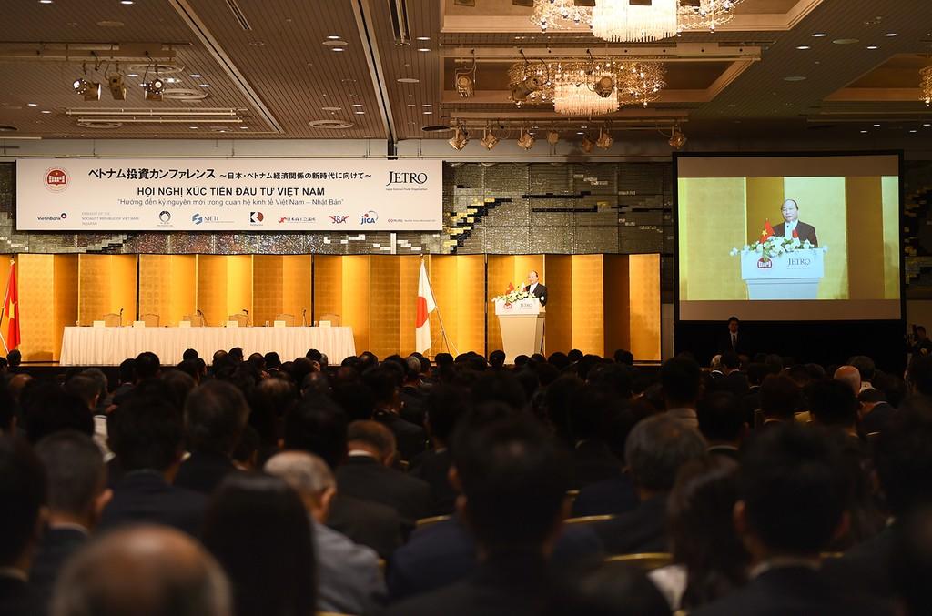 Thủ tướng thêm xung lực cho 'con tàu' đầu tư Nhật Bản tới Việt Nam - ảnh 2
