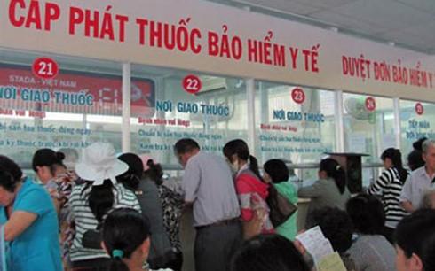 Bảo hiểm xã hội Việt Nam đã phát hiện nhiều biểu hiện lạm dụng, trục lợi quỹ bảo hiểm y tế. (ảnh minh họa).