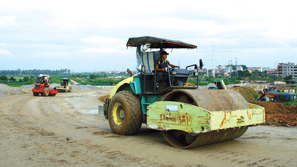 Nhiều dự án hạ tầng giao thông lớn tại Thái Bình dự kiến sẽ được đầu tư theo hình thức hợp đồng BT. Ảnh: Tường Lâm