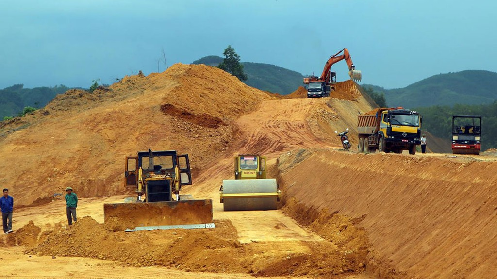 Năng lực nhà thầu là một trong những lý do chính khiến bên mời thầu phải đấu thầu lại nhiều gói thầu thi công xây dựng công trình quy mô lớn. Ảnh: Hoài Nam
