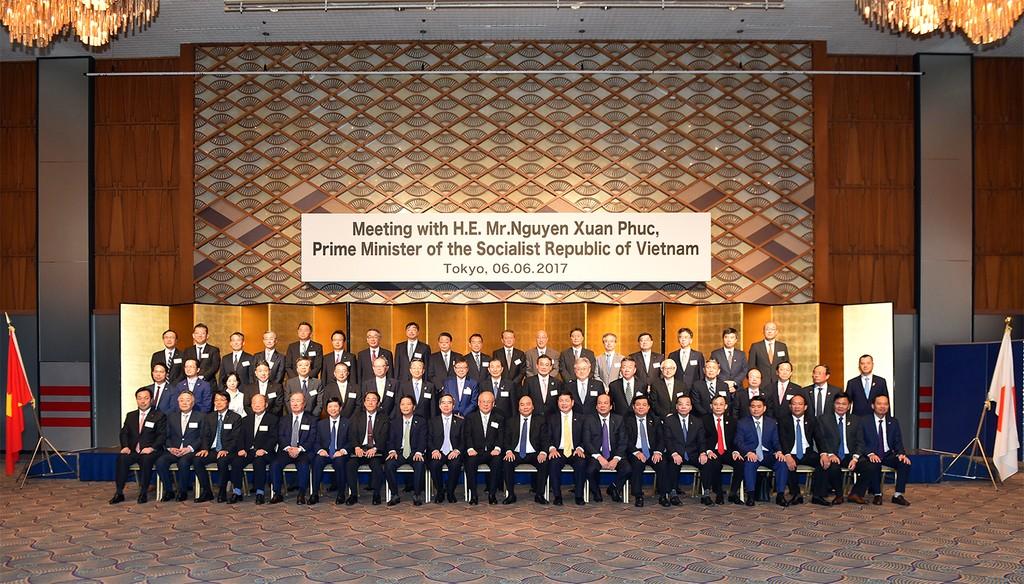 Thủ tướng tọa đàm với các doanh nghiệp CNTT Nhật Bản - ảnh 3