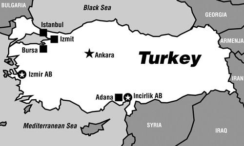 Đức rút quân khỏi Thổ Nhĩ Kỳ vì không được thăm căn cứ - ảnh 1