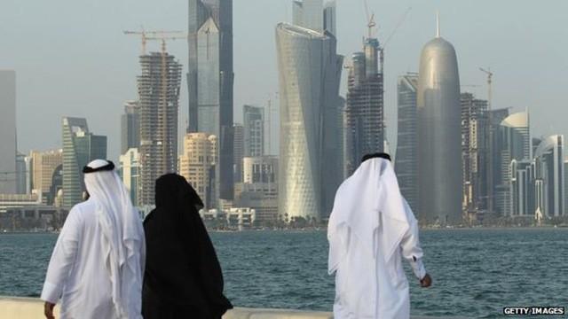 7 nước cắt đứt quan hệ ngoại giao với Qatar. (Ảnh: Getty)