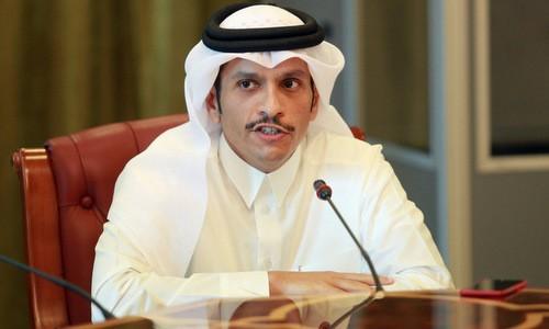 Ngoại trưởng Qatar khẳng định Doha sẽ giữ vững chính sách ngoại giao. Ảnh:Reuters.