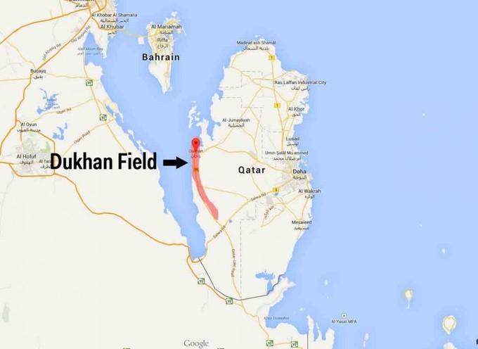 Qatar giàu lên nhanh chóng như thế nào - ảnh 2